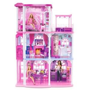 Mattel - Barbie Roze Droomhuis