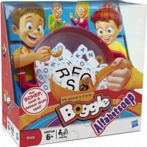 Hasbro - Boggle Alfabetsoep