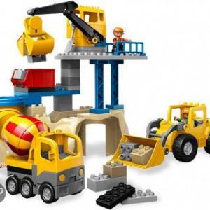 LEGO Duplo Ville Steengroeve - 5653