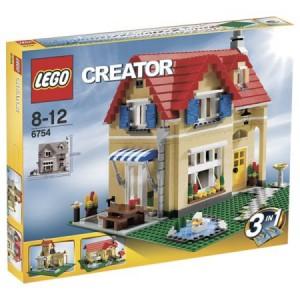 LEGO creator woonhuis - 6754