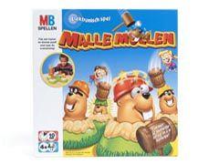 MB Spellen - Malle Mollen