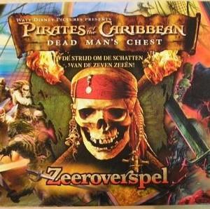Pirates of the Caribbean Zeeroverspel