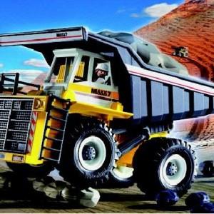 Playmobil kiepwagen 4037
