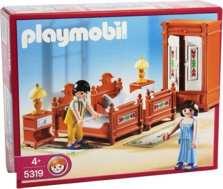 Playmobil Slaapkamer Van De Ouders 5331.Ouderslaapkamer Playmobil Cartoonbox Info