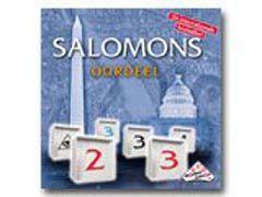 Identity Games - Salomons oordeel