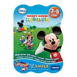 VTech V.Smile Game - Mickey Mouse