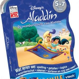 VTech V.Smile Spel De Wonderwereld van Aladdin