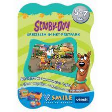 VTech V.Smile Spel Scooby-Doo! Griezelen in het Pretpark