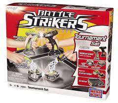 Battle Strikers Tournamentset