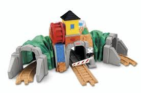 Fisher-Price | Geotrax bergtunnel