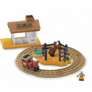 Fisher Price | Geotrax Rope 'n ride ranch