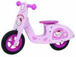 Hello Kitty Houten Loopfiets