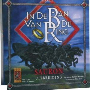 In de Ban van de Ring Uitbreiding Sauron