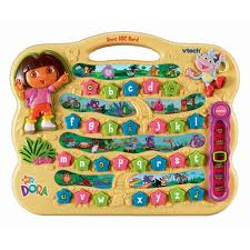 Vtech | Dora ABC bord