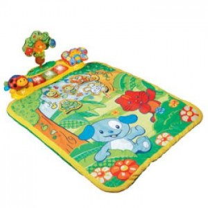 Vtech   Ontdek en speel tuin