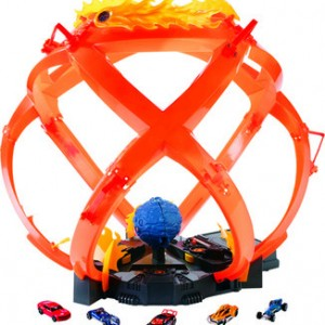 Hot Wheels | Fireball track set